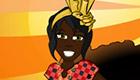 Juego de vestir de Kenia