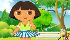 La primera aventura de Dora