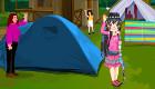 Moda de campamento de verano