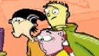 Juego de túnel de Ed, Edd y Eddy