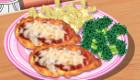 Receta de pollo parmesana