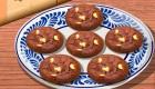 Cocinar galletas de chocolate
