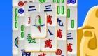 Juego de Mahjong en el desierto
