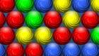 Juego de burbujas de colores para chicas