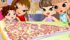 Vamos a cocinar pizza