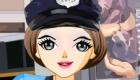 Juego de chica policía