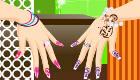 La manicura de Zendaya