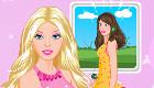 Juego con Barbie