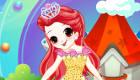Juego de vestir a una princesa para el baile
