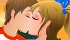 Besos en el instituto