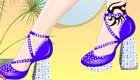 Juego de zapatos
