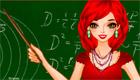 Cambio de imagen de una profesora