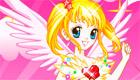 Una chica ángel