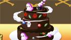 Una tarta de Halloween