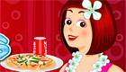 Juegos de chica camarera