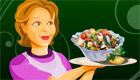 Prepara una buena ensalada