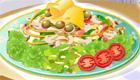 Una receta dietética