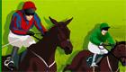 Juego de caballo virtual