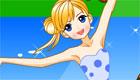 Danielle, la bailarina estrella