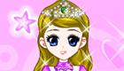 Colorear a una princesa