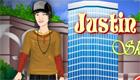 Juego de cambio de imagen de Justin Bieber