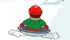 Especial Navidad- Eslalon en trineo