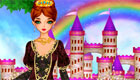 Juego de vestir de princesa