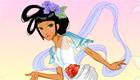 Mindy, una princesa asiática