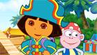 El tesoro de Dora la exploradora