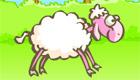 Juego de saltar con la oveja