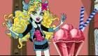 Helados de Monster High