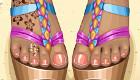Sandalias para chicas