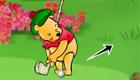 Juego de golf de Winnie the Pooh