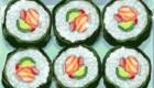 Como hacer sushi