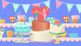 ¿Qué tipo de tarta eres?