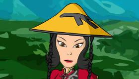 Vestidos chinos