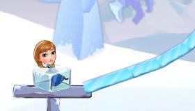Elsa Frozen Puzle