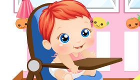 Cuidar de la bebé Alice