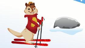 Alvin y las ardillas aventura