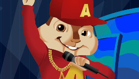 Vestir a Alvin y las ardillas