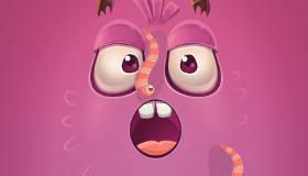 El monstruo que come dulces