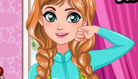 Frozen Anna Patchwork