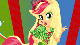 Rainbow Rocks Applejack