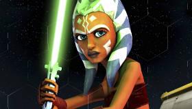 Puzle de Las Guerras Clon de Star Wars