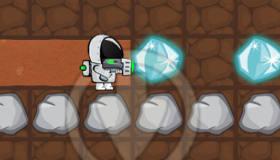 Minero espacial