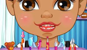 Bebé cuidados dentales