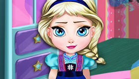Frozen Baby Elsa