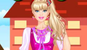 Barbie La escuela de princesas