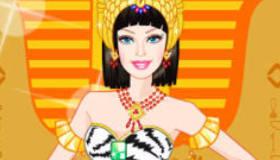 Barbie egipcia para móvil