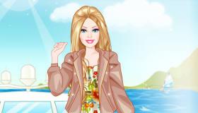 Barbie vestidos de luna de miel